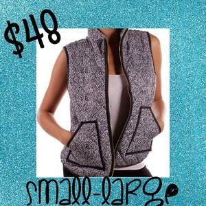 Outerwear - Grey vest