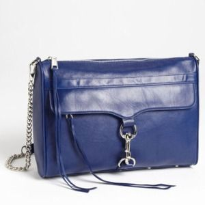 Rebecca Minkoff Mac Clutch | Royal Blue | New