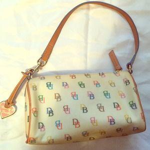 Dooney & Bourke Handbags - Dooney & Burke simple and colorful small handbag