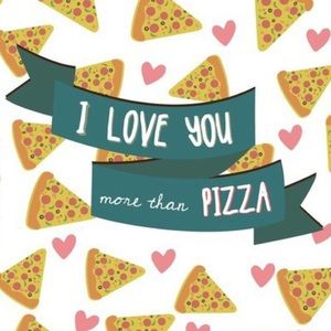 🍕🍕🍕🍕I love my PFFs more than PIZZA! 🍕🍕🍕🍕