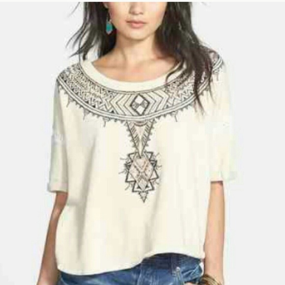 f5241a9dff87d9 Free people avalon top NWT