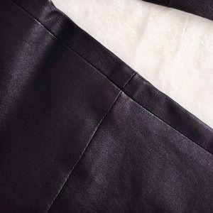 Zara Pants - Zara Leather pants