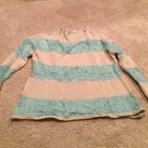 Fussy sweater