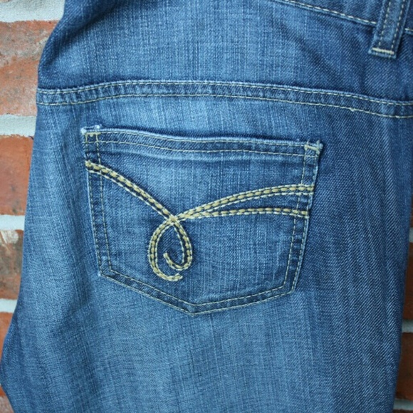 90% Off ESPRIT Denim - Ud83cudf81SALE Esprit Straight Leg Embroidered Jeans From Melissau0026#39;s Closet On Poshmark