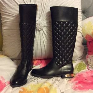 35 Off Vince Camuto Boots Vince Camuto Walt Studded