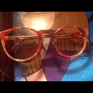 Vintage Bioline Eyeglass Frames
