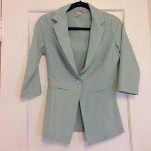 Jackets & Blazers - Mint blazer