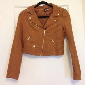 H&M crop jacket