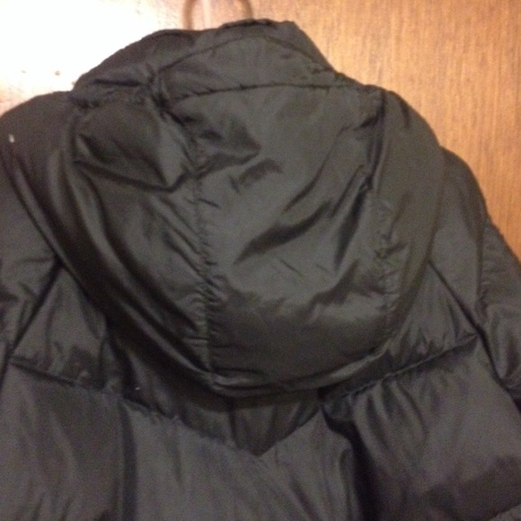 Black Bubble Coat Black Nike Coat Misses 8/10