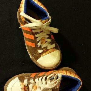 f144e562c5222 Adidas Shoes | Toy Story | Poshmark