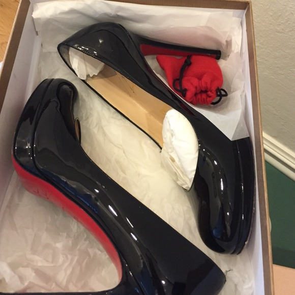 c4e369f99cb Christian Louboutin Shoes - Louboutin simple pump 120 from Saks fifth Avenue