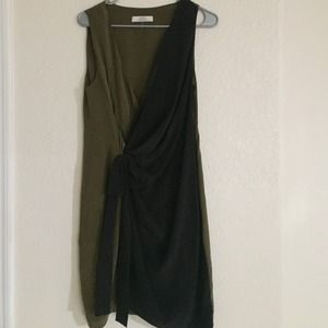 Robert Rodriguez 100% silk dress