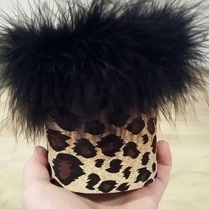 Accessories - Cheetah Koozie