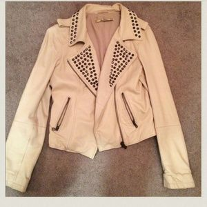 Zara Jackets & Coats - 💋Zara leather jacket