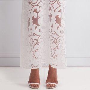 Keepsake the Label Lace Maxi Dress XS