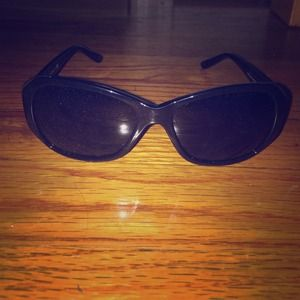 Authentic Black Versace Sunglasses