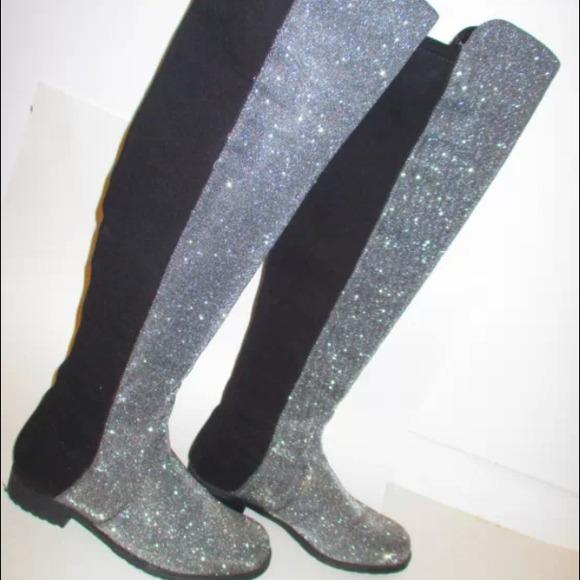 Unisa Shoes Grey Boots Short