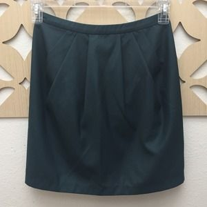 ✨New listing! Dark teal skirt || urban outfitters