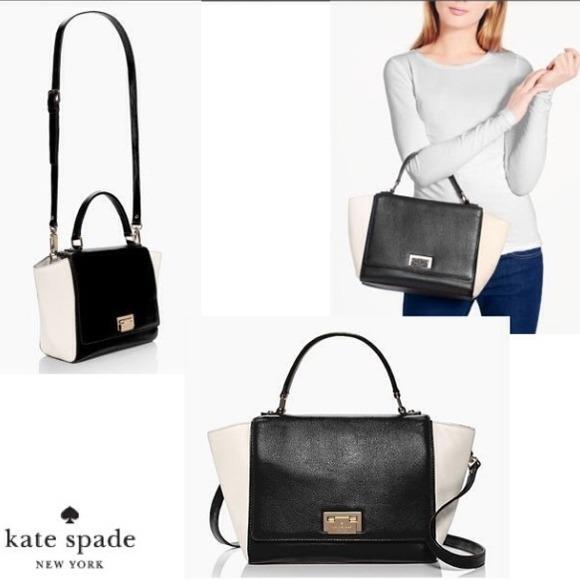 kate spade Handbags - Kate Spade Laurel Magnolia Park bag