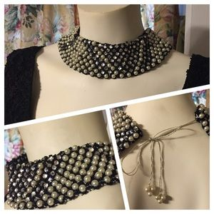 AWESOME Vintage Collar Necklace ~ 🎉HP🎉
