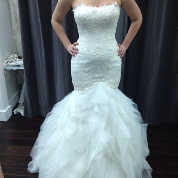 Pronovias Dresses | Duende Wedding Dress Gown | Poshmark