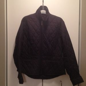 Barbour quilted jacket (no trade)