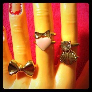 Bundle of rings