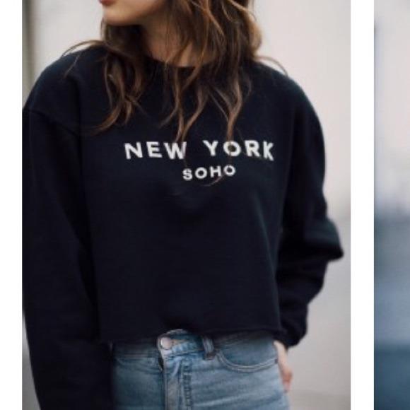 Brandy Melville Sweaters Cynthia Soho Ny Sweater Poshmark