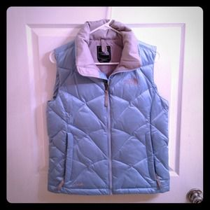 Women's The North Face 550 Down Vest