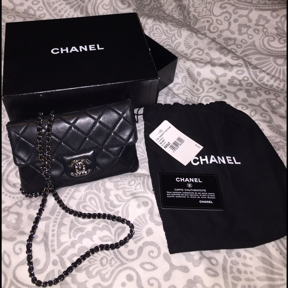 2b6ead652991d0 CHANEL Handbags - Chanel Mineral Nights Mini Flap Cross Body