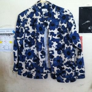 Charter Club Jackets & Blazers - Floral jacket