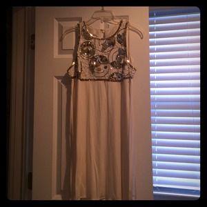 Foley dress size medium brand new
