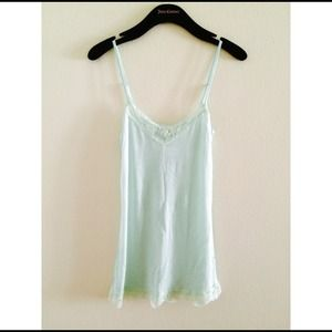 Frenchi Lace Tank Top