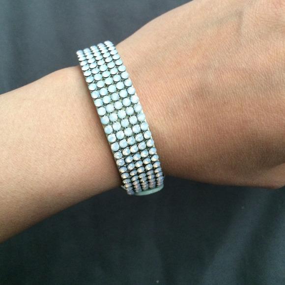 Daniel Swarovski Paris golf bracelet
