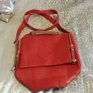 Britain Crossbody Top Handle Messenger Bag