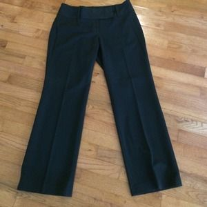 Ann Taylor Black Trousers - size 6
