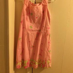 Vintage Lilly Pulitzer Dress sz6