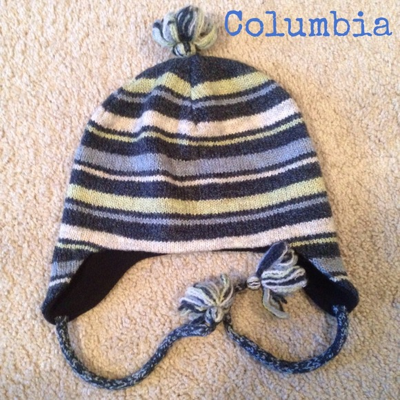 Columbia Accessories - 🆕 Columbia Parallel Peruvian Wool Hat cbe2b9dc28e