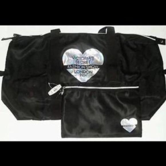 Official Bag Of Victoria Secret Fashion Show