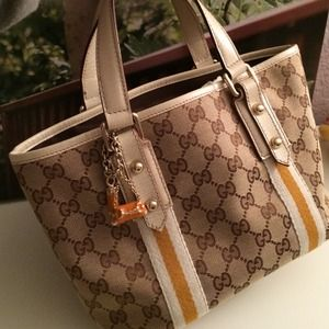 100%Auth Gucci Bag