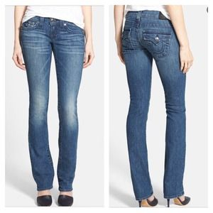 True Religion Denim - True Religion Billy Bootcut Jeans
