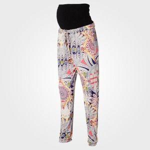 Mama Licious Pants - Mamalicious Evely Jersey Pants
