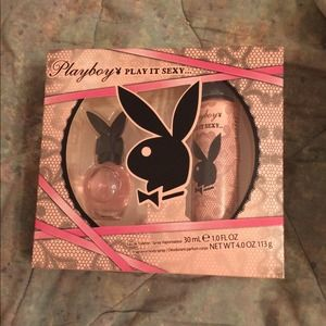 Playboy Play It Sexy Fragrance Set