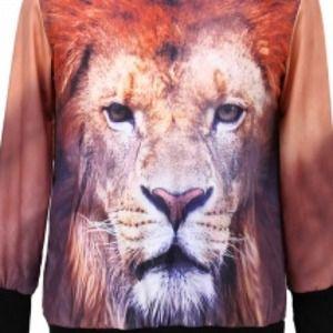 Outerwear - Lion sweater men/women