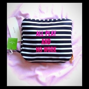 Kate Spade Foldable Shopping Tote ~ NWT