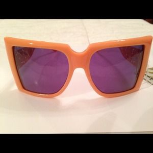 Karen Walker Optimist square-frame sunglasses