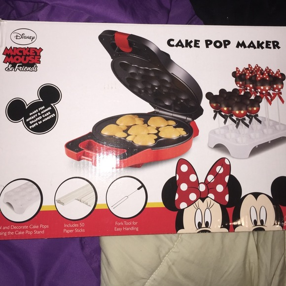 Mickey Mouse Cake Pop Buy