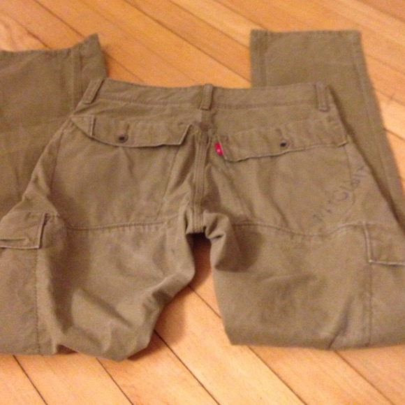 61 off levis pants boys levis cargo pants from izzys