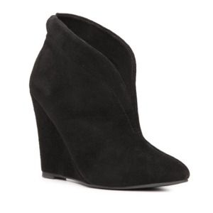 steve madden secret wedge booties