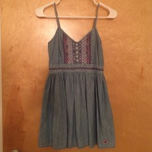 Hollister Co Hobson Dress